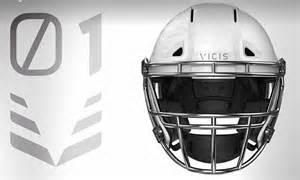 helmet design reduces concussions vicis s inside out zero1 football helmet could reduce