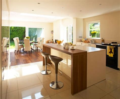 kitchen island breakfast bar ideas how to design a contemporary breakfast kitchen