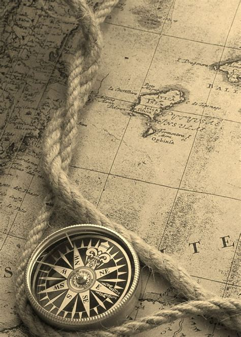 compass and map sepia pinterest compass tattoo and
