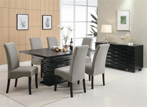 modern dining room table sets dining room royal furniture outlet
