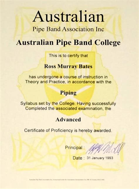 piping design certificate hccs melbourne world champion bagpiper for hire from 150