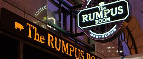 the rumpus room milwaukee dining rumpus room is a consistent 187 milwaukee