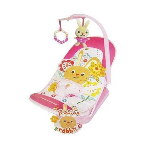 Kursi Getar Untuk Bayi jual sugar baby infant seat rossie rabbit kursi getar bayi