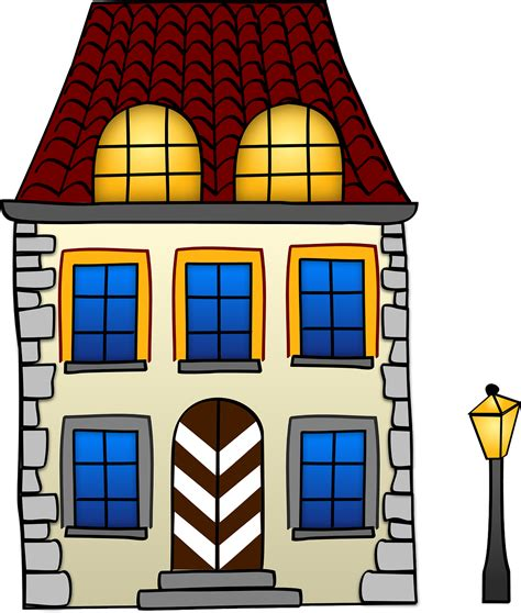 art for house free to use public domain houses clip art