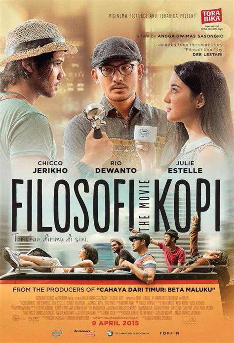 film filosofi kopi 2 streaming filosofi kopi 2015 two thumbs up bookworm pinterest