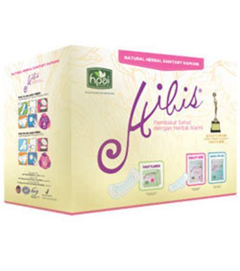 Hpai Hibis Pantyliner Box 20 Pack produk hni hpa indonesia member stokis distributor