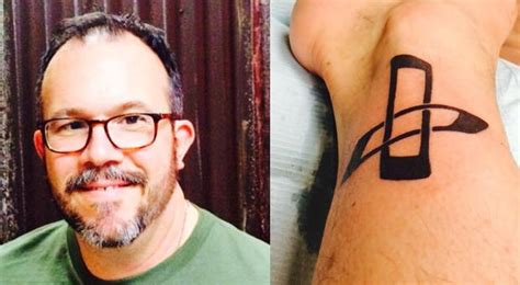 haircut story facebook pastor gets tattoo of church s emblem after congregation