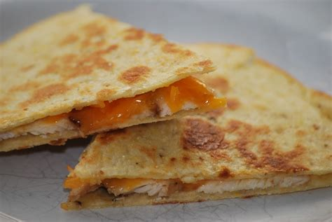 my story in recipes chicken quesadillas
