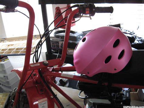 doodle bug mini bike mods doodle bug mod s chapter1 front brake