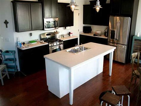 kitchen island sinks wonderful small kitchen islands with sinks also vintage industrial pendant lighting with