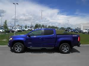 Idaho Chevrolet Idaho Falls Id 2015 Chevrolet Colorado Z71 New Truck