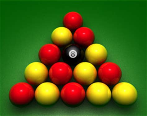 How To Set Up A Pool Table by Combinatorics Setting Up An Pool Table