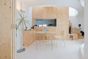Plywood Design by Add Some Warmth 12 Plywood Interiors Design Milk