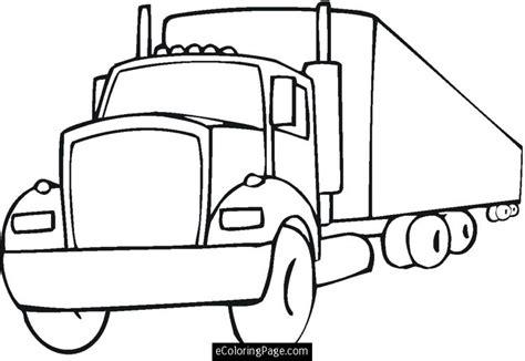 semi truck clip art free cliparts co