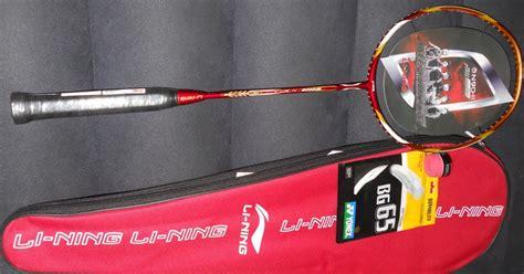 Raket Lining Hc 1200 raket badminton yonex li ning raket li ning n90 ii