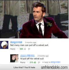 david tennant velvet suit 87 best david tennant my sexy man images tenth doctor