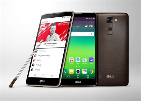 Cool Electronics by Lg Stylus 2 First Smartphone To Support Dab Lg Newsroom