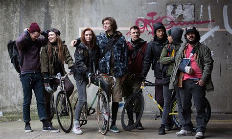 And The City Cast Embroiled In Premiere Spat by Alleycats Review Bike Courier Thriller Fails To Ignite