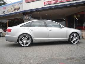 Audi A6 On 22s Rayco 2 Nj Audi A6 22 Inch Concept One Rs 55 Wheels