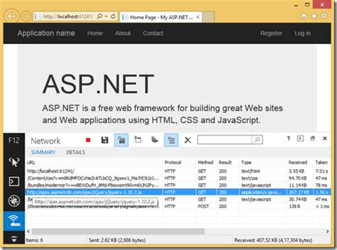 html pattern browser support use of cdn support in asp net bundling tutorial soft