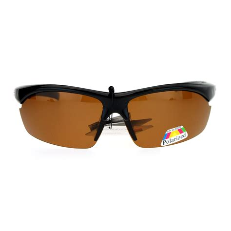 Sport Sunglasses xloop polarized baseball half mens sport sunglasses