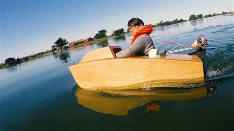 rapid whale mini boat uk testing a laser cut mini boat doovi