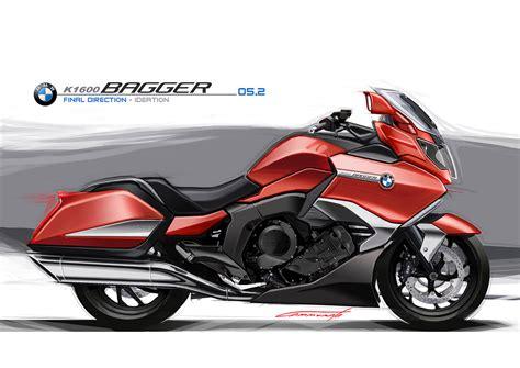 Motorrader Bmw by Bmw Motorrad K1600b 2017 Bagger