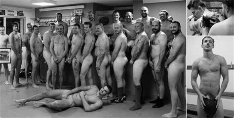 Calendrier Rugbyman Les Rugbymen Des Plages Tombent Le Maillot Pour Le
