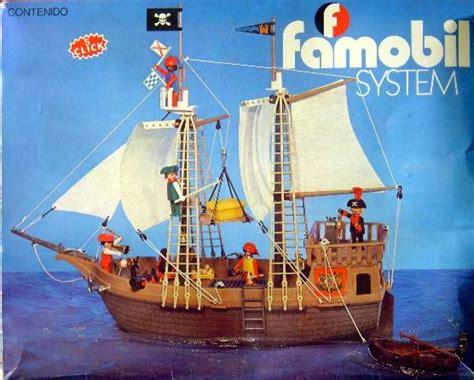 barco pirata famobil famobil0020b