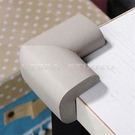 lot de 4 protection proteges coins angle de table meuble