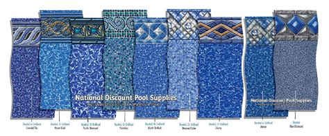 24 ft beaded pool liner for 52 in wall 24 foot above ground pool liner