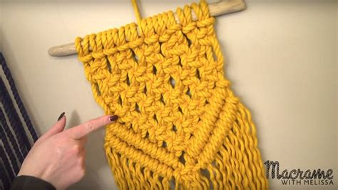 Macrame Beginner - macrame with macrame projects and tutorials with