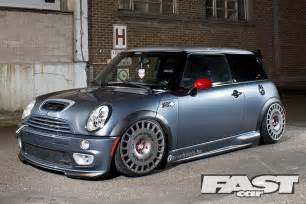 Mini Cooper Or Mini Cooper S Modified Mini Cooper S Works Gp Fast Car