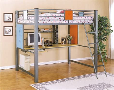 black metal loft bed with desk black metal loft bed with desk how to purchase a metal
