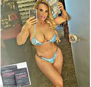Coco Austin Pops Baby Chanel On Her Hip During A Family Night Out With