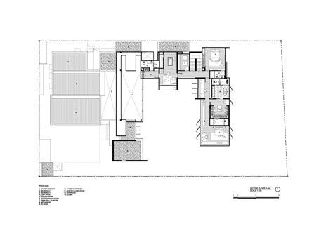 Modern House Plans With Courtyards In The Middle Modern House Plans With Courtyard In Middle