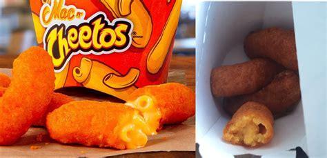Mac N Cheetos burger king mac n cheetos expectationvsreality