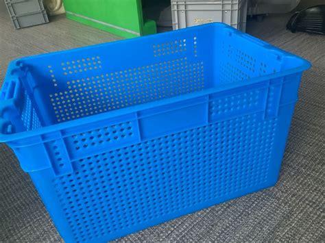 colored milk crates cheap price dislocation nestable colored plastic milk