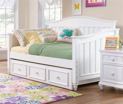 white trundle bed with storage white trundle bed with storage
