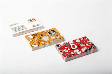desain kartu nama fotografer gambar desain kartu nama terbaru percetakan karawang kiic