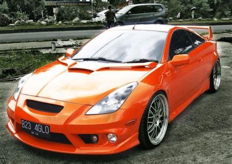mobil honda sport modifikasi mobil sedan sport corona dan honda civic ceper