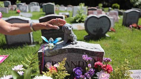 pet burial in backyard pet funeral business beginning to boom today com