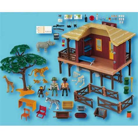 playmobil safari huis goedkoop playmobil safari verzorgingspost 4826 kopen bij