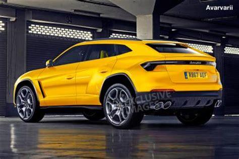 When Is The Lamborghini Urus Coming Out 2017 Lamborghini Urus Suv Shapes Up With 600bhp Auto