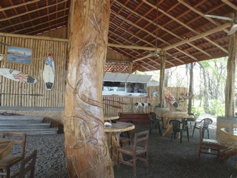 Tiki Hut Marbella tiki hut marbella costa rica picture of tiki hut bar and restaurant marbella tripadvisor