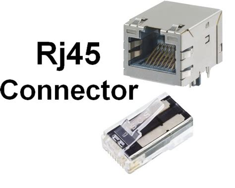 wiring diagram rj45 connector rj45 connections diagram