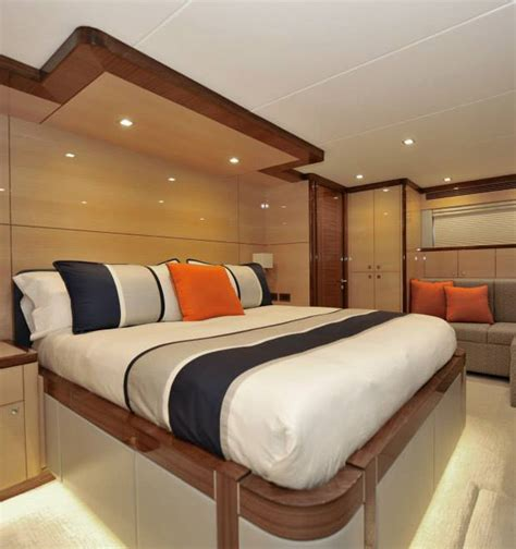 Custom Yacht Bedding Luxury Linens For Yacht Private Jet