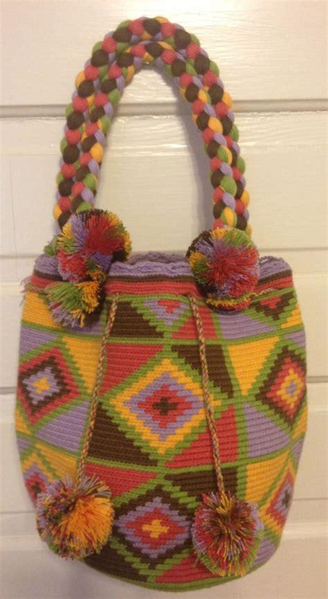 Tas Bag Termurah Motif Kaki 500 best mochila tapestry haken images on crochet bags crochet handbags and