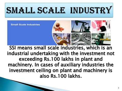 Essay On Problems Faced By Small Scale Industries by Ppt On Small Scale Industries Ashutosh Amit Gautam