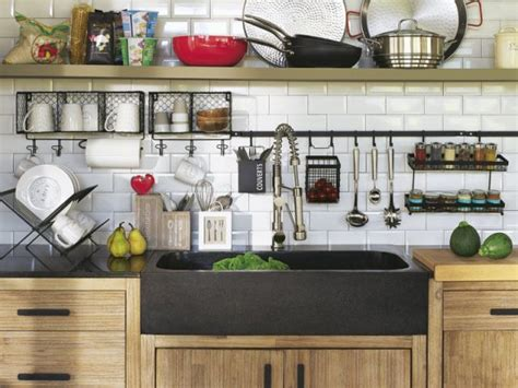rangement pour ustensiles cuisine dix solutions de rangement pour sa vaisselle et ses